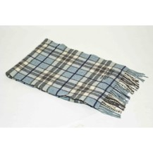 Scarf cotton, wool